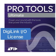 Pro Tools DigiLink I/O License