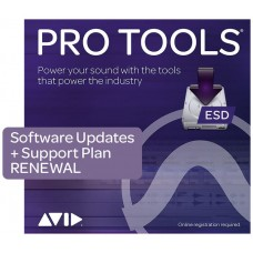 Pro Tools 1Year Updates+Support RENEWAL