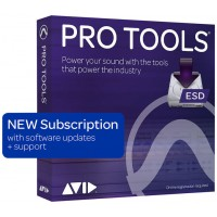 Pro Tools 1-Year Subscription