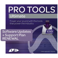 Pro Tools ULTIMATE 1Year Updates+Support RENEWAL