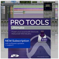 Pro Tools HD/Ultimate Crossgrade to PT Ultimate Subscripcion